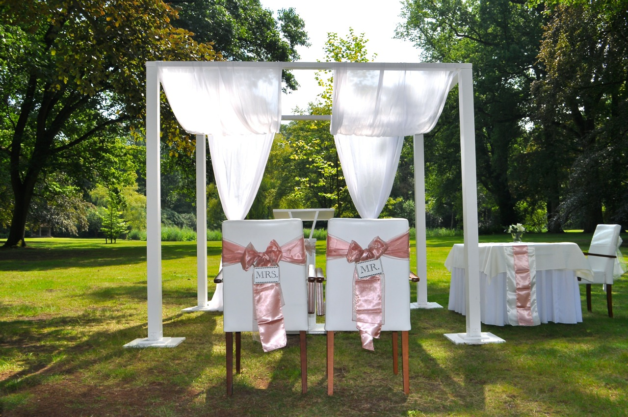 Ceremonie styling | Landgoed Huize Bergen in Vught