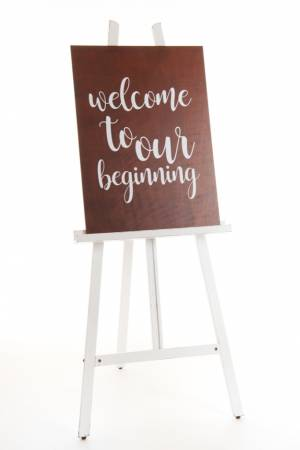 Welcome to our beginning bord