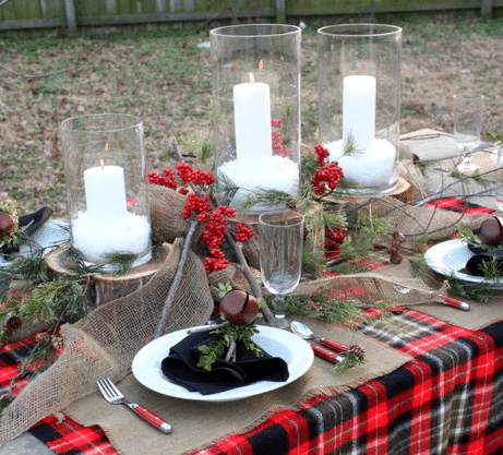 http://www.houzz.com/photos/94703/Winter-Tablescape-rustic-dining-room-kansas-city